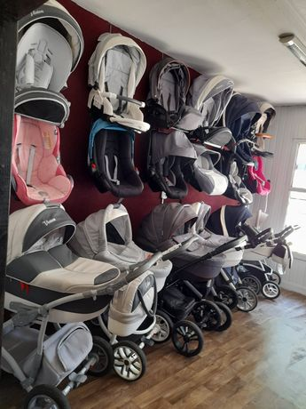Używane Wózki Dziecięce wózek Oliwia Komis wózków dzieciecych Biała