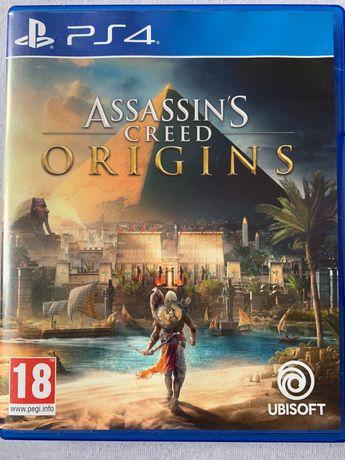 Assassin Creed Origin PL PS4