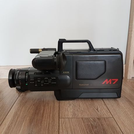 Kamera VHS national m7 Panasonic prl