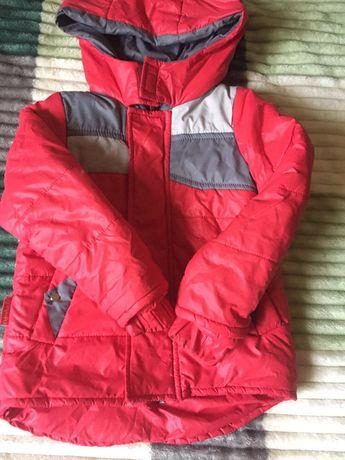 Куртка демисезонная одягайкотна 2-3 года