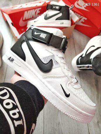 Кроссовки мужские Nike Air Force 1 07 Mid LV8! Артикул: KS 1361