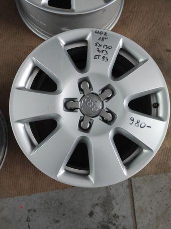 402 Felgi aluminiowe ORYGINAŁ AUDI Q 7 R 18 5x130 Bardzo Ładne