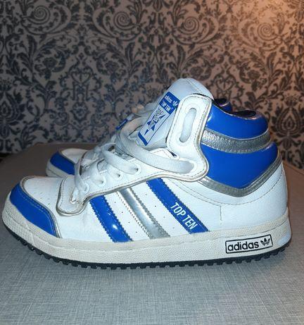 Кроссовки высокие Adidas 36p.