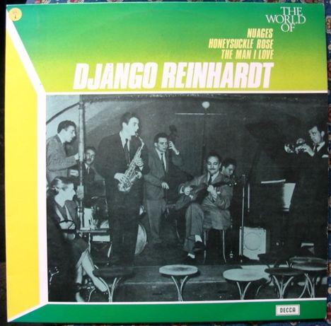 Django Reinhardt- Nuages... Winyl