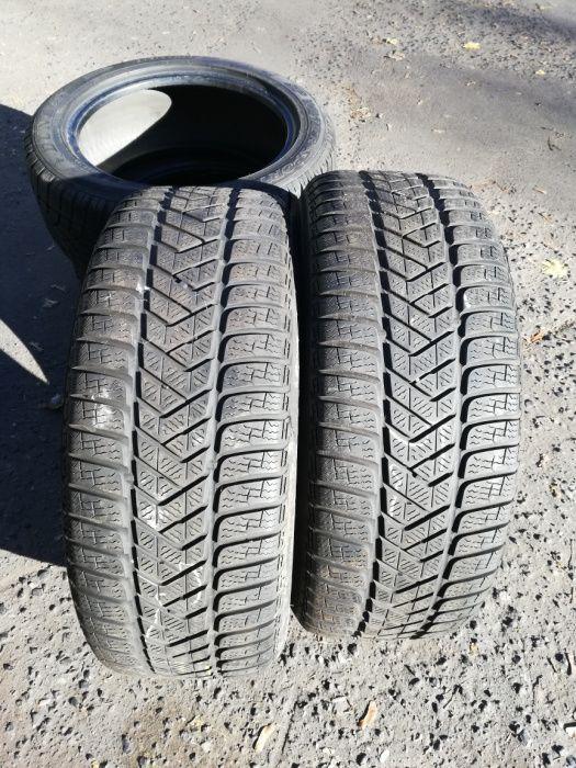 2 opony zimowe Pirelli SottoZero3 235/55R17 98H Montaż Wolsztyn Wysyłk