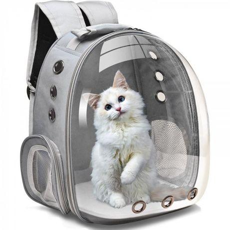 Рюкзак переноска для животних. Нові в кольорі:лишився в темно-зелений