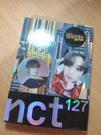 NCT 127 We are Superhuman Album Kpop