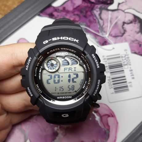 Оригинальные часы Casio G-SHOK