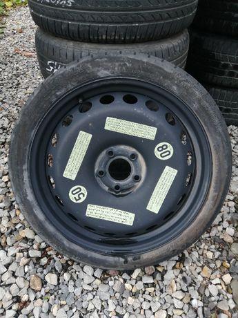 Dojazdówka koło zapasowe AUDI A4 A5 B8 T125/70R18 8K0 5x112