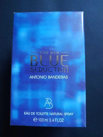 Духи Antonio Banderas Blue men