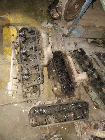 Головки двигателя ЯМЗ