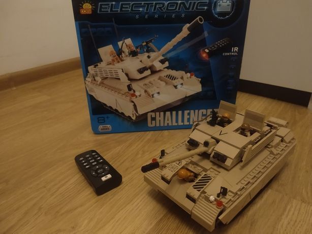 Cobi Electric Challenger 1 zdalnie sterowany IR