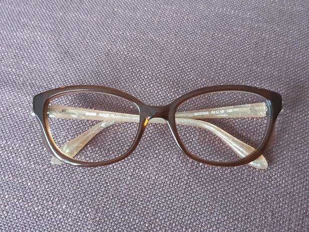 Okulary oprawki Moschino