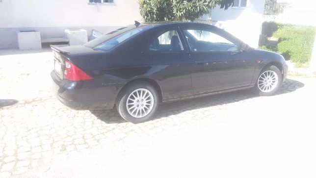 Material de origem Honda Civic 2001 a 2005 2 portas