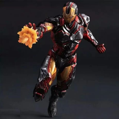 Игрушка, фигурка Железный Человек, Marvel, Iron Man, 25 см!!!