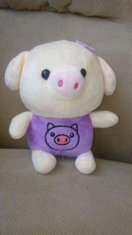 Мягкая игрушка хрюшка, свинка