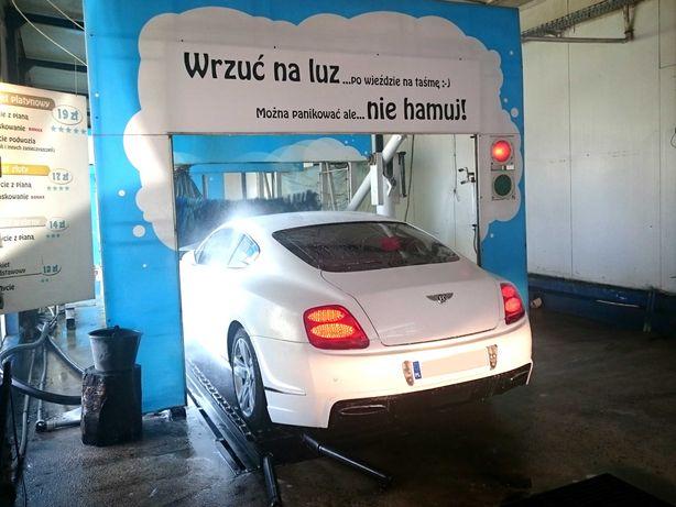 Myjnia tunelowa - park maszynowy (oferta tylko do końca października!)