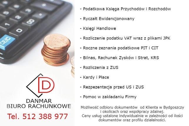Usługi księgowe  Biuro rachunkowe Księgowa