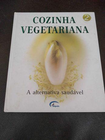Livros vegetarianos