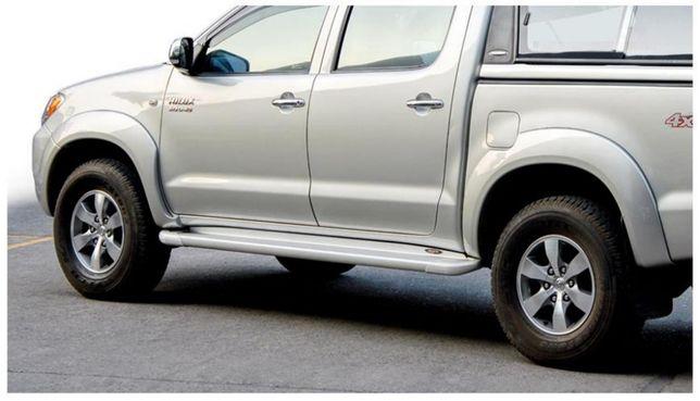 Poszerzenia boczne body kit Toyota Hilux Vigo rok 2005-15