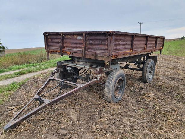 Przyczepa rolnicza Autosan d47