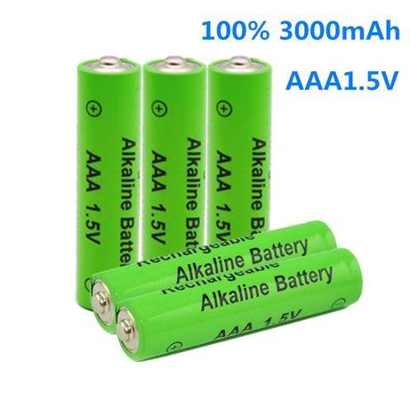 Akumulatorki AAA i AA