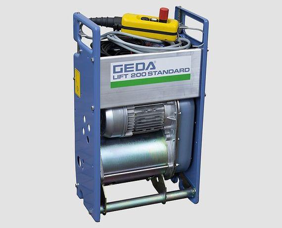 Wciągarka drabinowa pochyła GEDA Lift 200 Standard