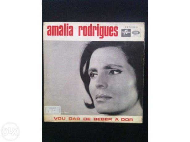 Discos Vinil - Amália - Nel Garcia - Francisco José