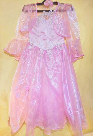 Нарядное платье для девочки 6-9 лет