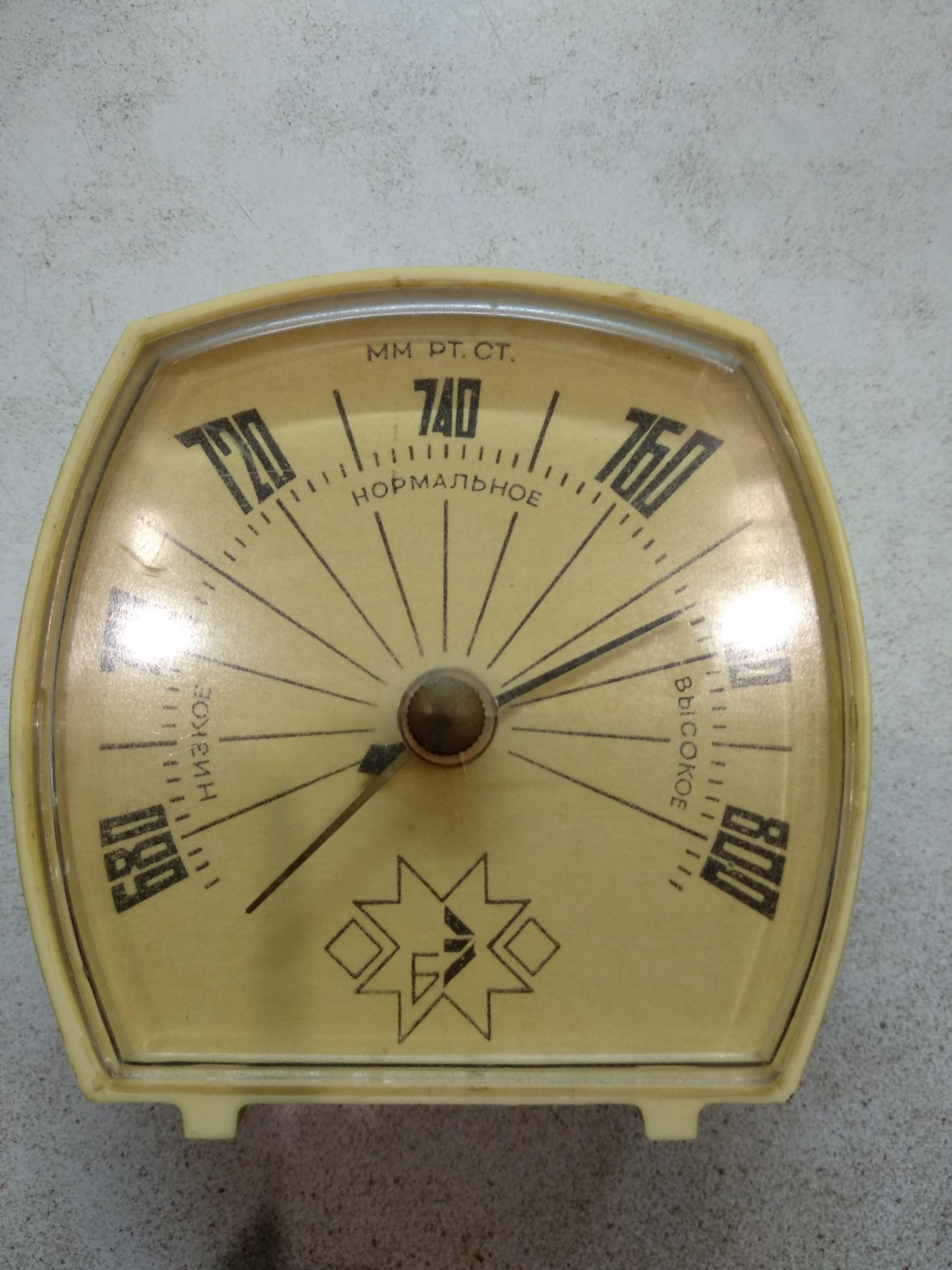 Продам барометр СССР