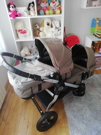 Wózek Bliźniaczy 2w1 Baby jogger city select