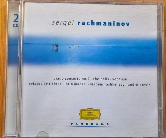 Rachmaninov - Concerto piano nº 2 CD