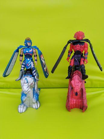 2 Dragões Voadores