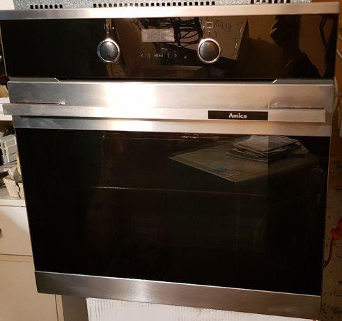 Piekarnik elektryczny + płyta indukcyjna AMICA gwarancja