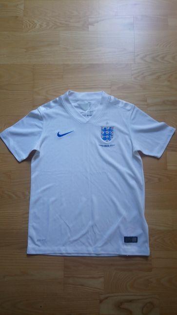 OKAZJA!! Sportowa koszulka chłopięca t-shirt nike 146 cm