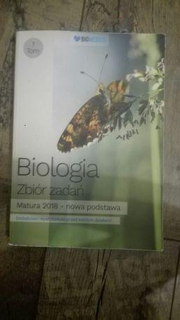 Biologia Biomedica zbiór zadań tom 1