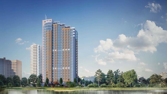 4к квартира 153,67кв.м. в ЖК LAKE HOUSE, Маршала Малиновского