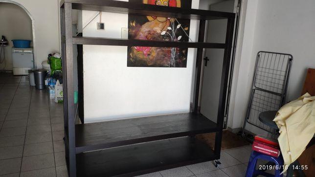 Móvel de sala e TV