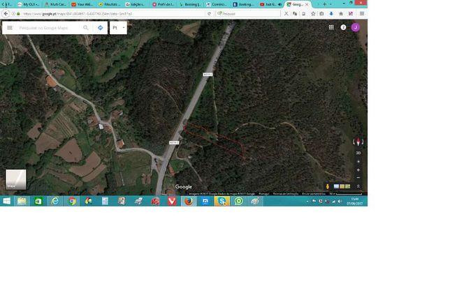 Terreno rustico junto estrada N319-2, Sarnada, Aguiar de Soua PAREDES