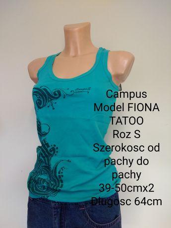 3szt Campus zestaw koszulek T-shirt sportowe