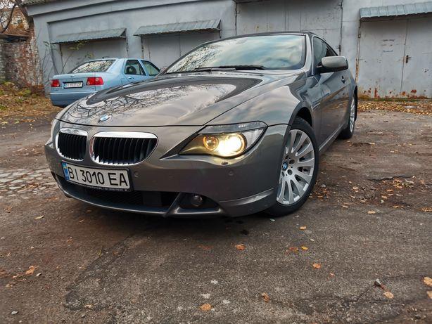 Продам или обменяю BMW 630i