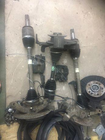 Ходовая Мерседес ML 320 W163 1999г.в.