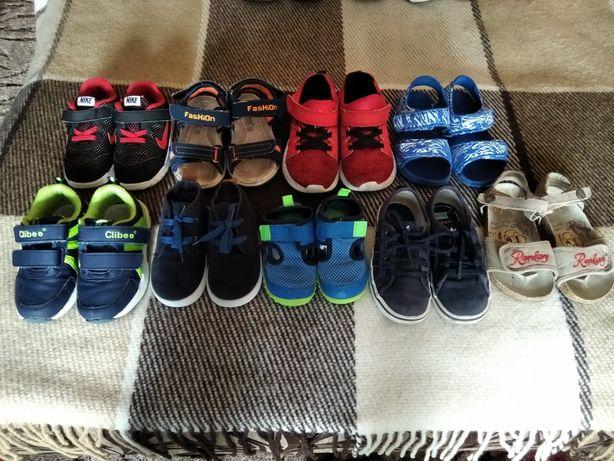 Кросовки ботинки босоножки для мальчика