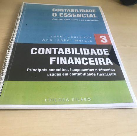 Livro contabilidade financeira