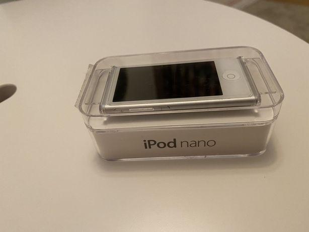 Ipod nano 16GB White&Silver