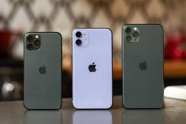 Звони! iPhone 11 и 11Pro 64/256Gb Обмен Кредит11Pro Max/12/X/XR/XS/8/7