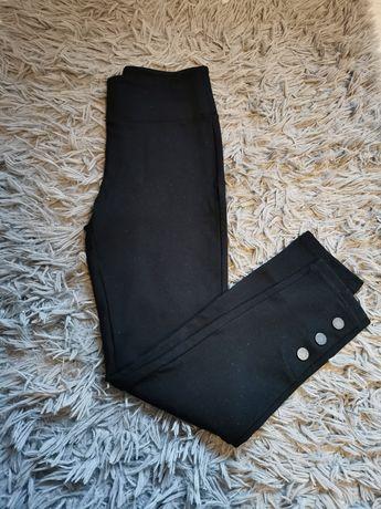 Spodnie wysoki stan stradivarius 36
