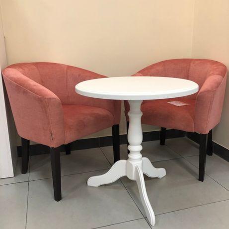 """Акция! Стол кофейный деревянный, на точеной ноге в """"Мебель в Дом""""!"""