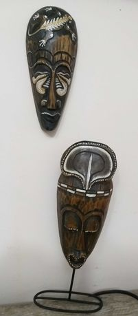 Indonezyjskie maski