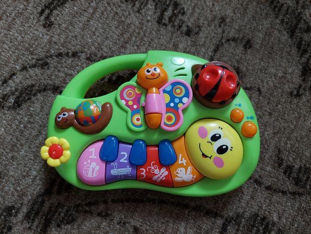 Музыкальная игрушка Hola Toys Веселое пианино